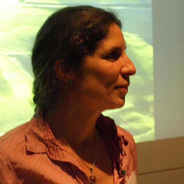 """Sabine Mall-Eder, Projektleiterin """"Energiebündel & Flowerpower"""""""